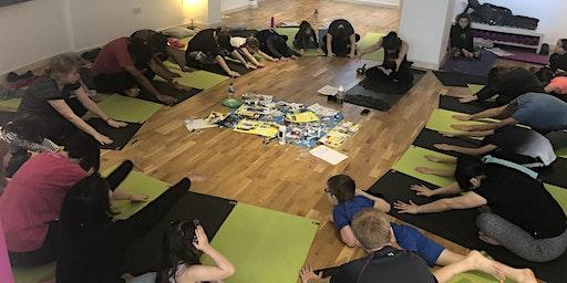 Family Yoga Leicester