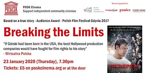 POSK Cinema #8: Najlepszy / Breaking the Limits