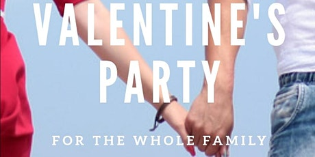 Valentine Family Party (swing dance lessons for parents/fun activities for kids) tickets
