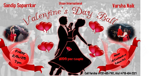 Valentine's Ball Magical Night Party