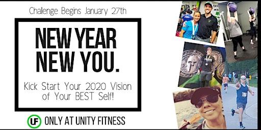New Year New You:  Kick Start Seminar