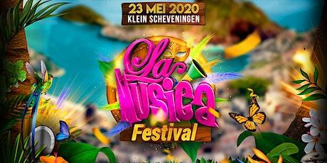 La Musica Festival 23 Mei 2020 tickets