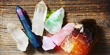 Soul Circle - Crystal Palace - Learn Crystal Healing and meditation tickets