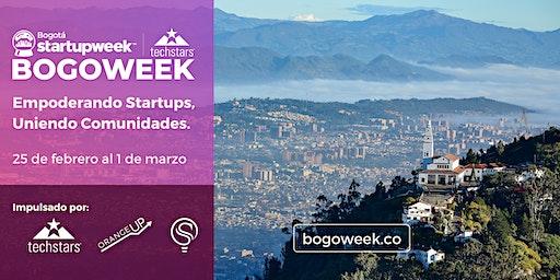 Techstars Bogotá Startup Week  2020