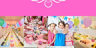 ULTIMATE PACKAGE CUPCAKE PARTY – £350