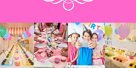 ULTIMATE PACKAGE CUPCAKE PARTY - £350 tickets