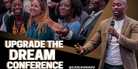 Upgrade the Dream Conference 2020 tickets
