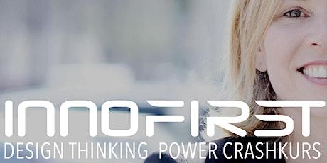 Design Thinking Crashkurs, Freitag – 9-17 Uhr, Innofirst Berlin tickets