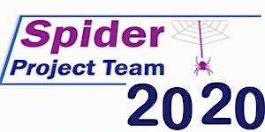 2020.- Capacitação em Spider Project - SPU - 8 semanas