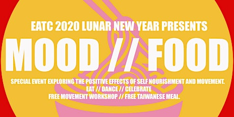 EATC 2020 - MOOD // FOOD  at Chisenhale Dance Space tickets