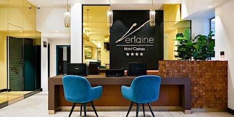 Apéro Entrepreneurs Cannes #4 - Glamour & Séduction au VERLAINE**** billets