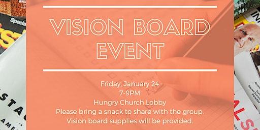 Vision Board Event