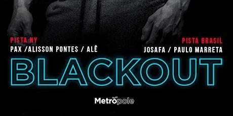 Blackout ingressos