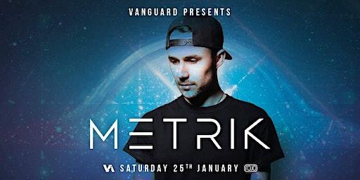 Vanguard invite Metrik