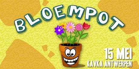 Bloempot tickets