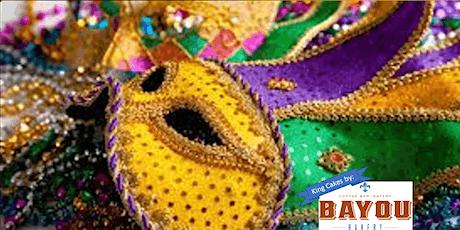 St John the Beloved Family Mardi Gras Celebration tickets