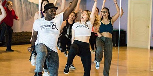 Dance Aerobic Class with Musicality Central