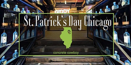 St. Patrick's Day Chicago at Concrete Cowboy tickets
