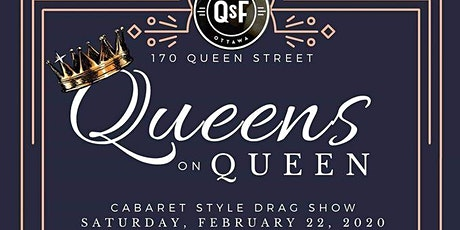 Queens on Queen at the Fare! tickets