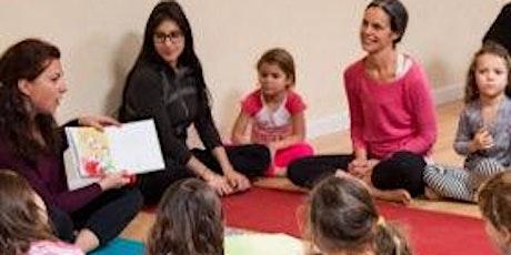 EV Family Yoga Class tickets