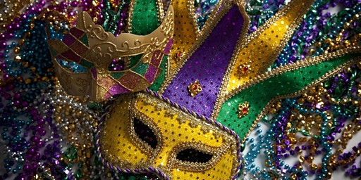 Mardi Gras Party- Adults Only