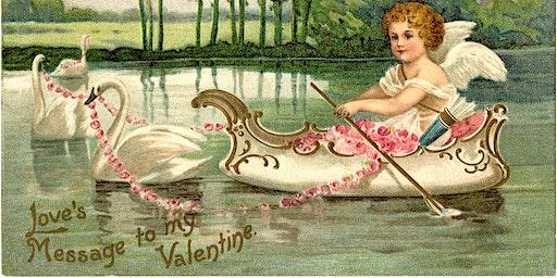 Victorian Valentine Tea & Craft Workshop