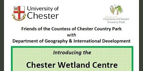 Chester Wetland Centre tickets
