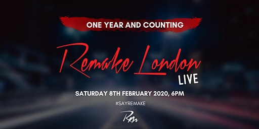 Remake London Live 2020!