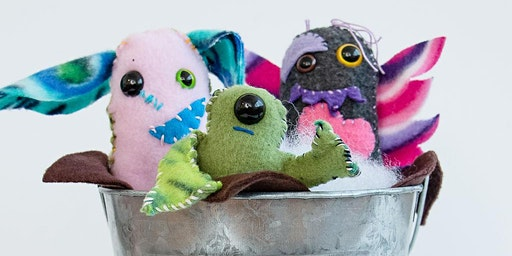Create Your Own Monster Workshop at Dogwood Arts
