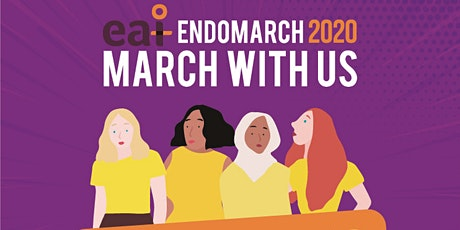 EndoMarch 2020 tickets