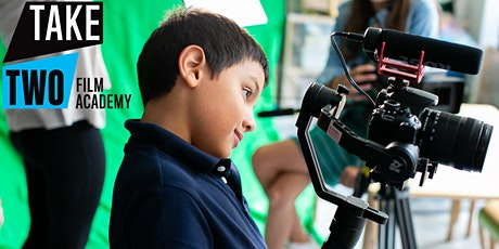 Film Camp June 2020 Midtown 8 - 14 year olds tickets