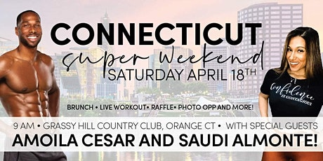 CT SUPER WEEKEND  4/18/20 tickets