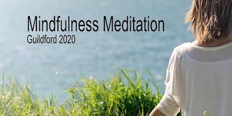Mindfulness Meditation - Introduction tickets