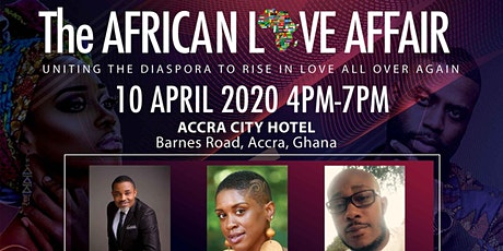 The African Love Affair tickets