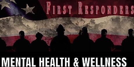 First Responder Mental Health & Wellness, Beaumont, TX tickets