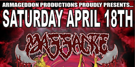 Armageddon Productions Presents: Massacre tickets