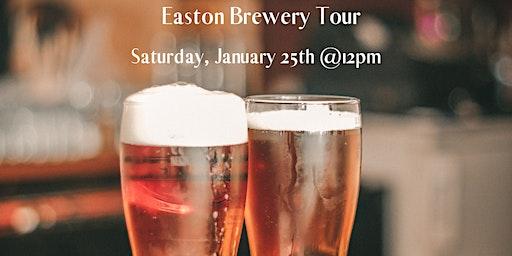 Easton Brewery Tour
