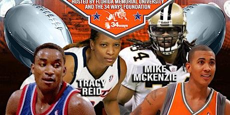 Florida Memorial University Super Bowl LIV Celebrity Basketball Game tickets