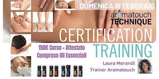 TRENTO Corso AromaTouch Technique dōTERRA