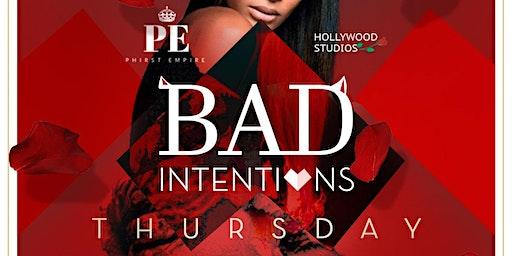 Bad Intentions | Love Affair