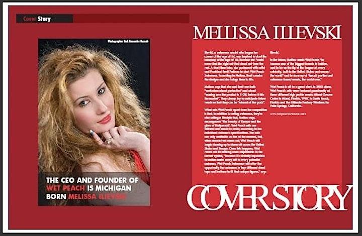 Women's Quarterly Magazine Cover Contest image