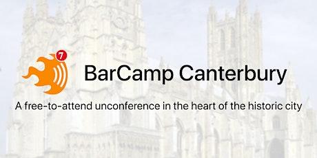 Barcamp Canterbury 2020 tickets