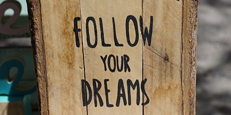 Follow Your Dreams Vision Board Creation tickets