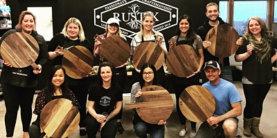 St Patrick's Day! Beer Me… Craft Beer & Pizza Board Workshop