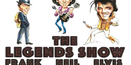 The Legends Show and Dinner at LongBoard Bar and Grill, South Padre Island tickets