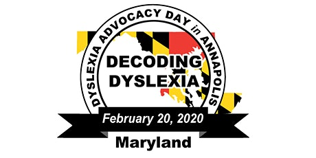 Literacy for All: Dyslexia Advocacy Day in Annapolis, 2020 tickets