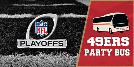 NFC Championship Party Bus to Levi's Stadium tickets