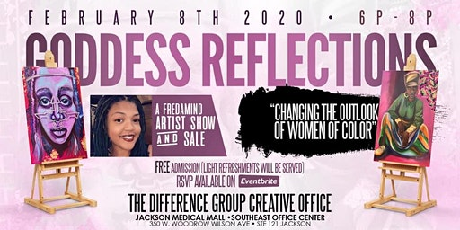 Goddess Reflections: Changing the Outlook of Women of Color