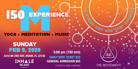 The Move-ment 150 Minutes tickets