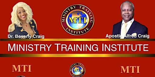 IAM Ministry Training Institute